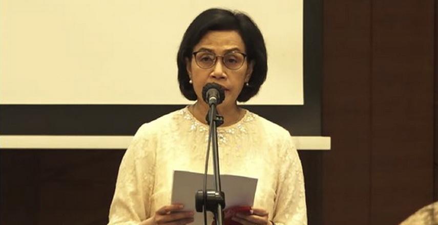 Menteri Keuangan Sri Mulyani