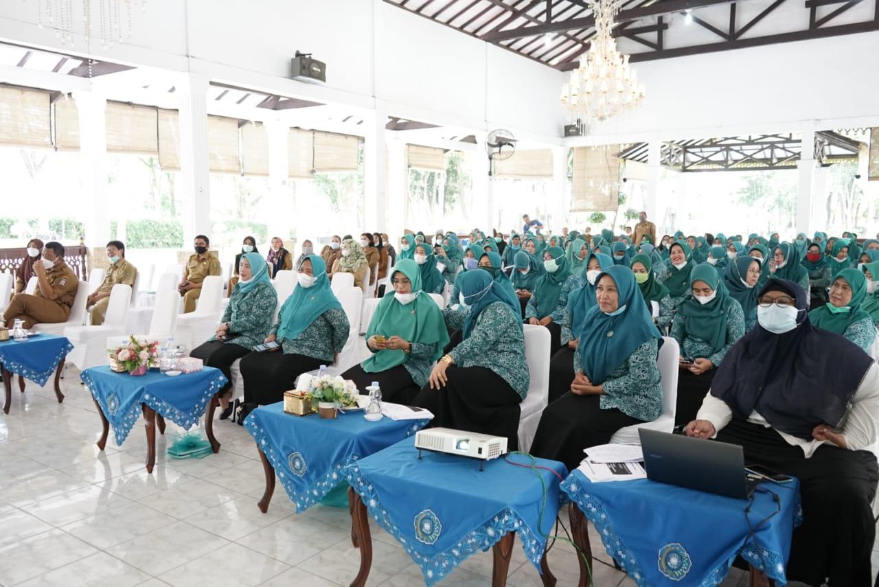 Bupati Asahan: Rakornis untuk Tingkatkan Silaturahmi dan Pengetahuan