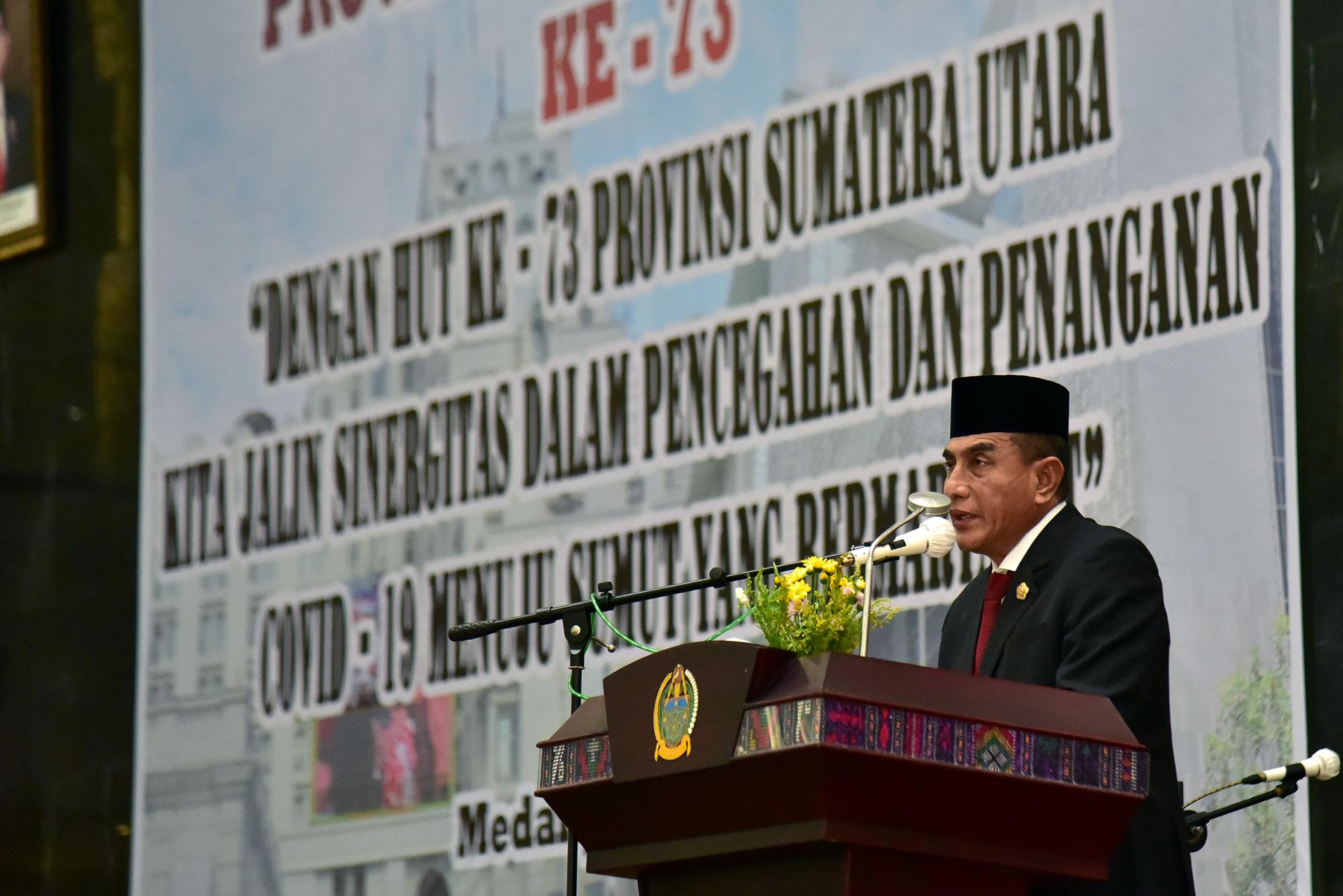 DPRD Sumut Sepakat Bahas Ranperda Bantuan Hukum