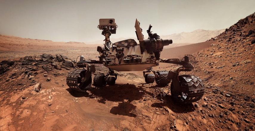 penerbangan pertama ke Mars