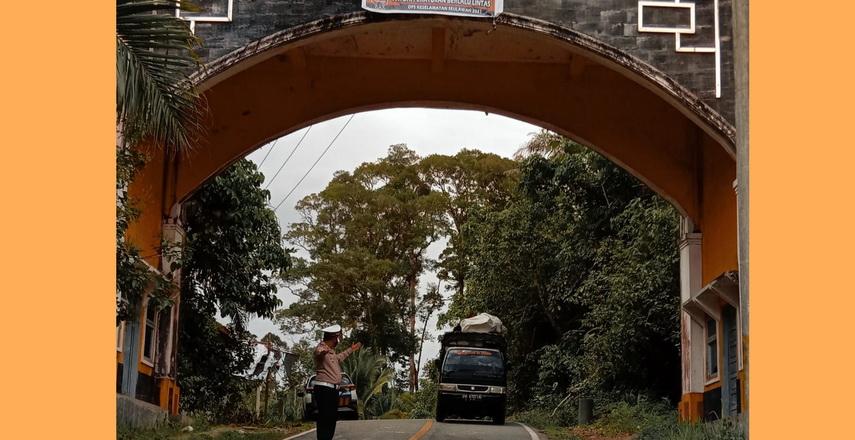 Perbatasan Singkil Tapteng