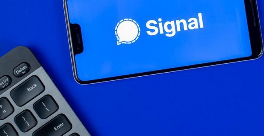 Signal paling pesat