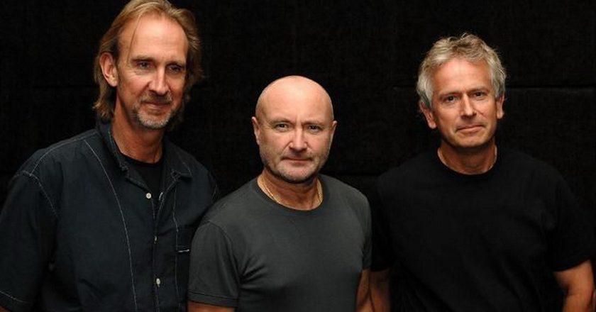 Band Genesis tur Amerika