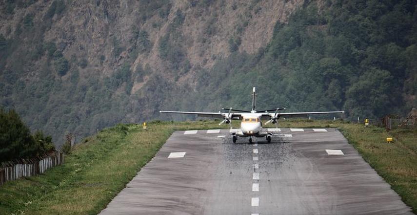 rute penerbangan paling berbahaya