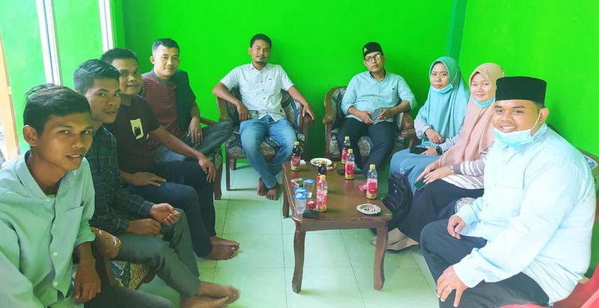 Menjelang pelaksanaan Musda DPD KNPI Madina