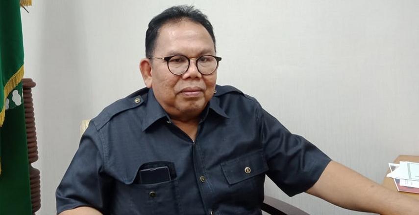 Ketua DPRD Sumut Drs Baskami Ginting minta