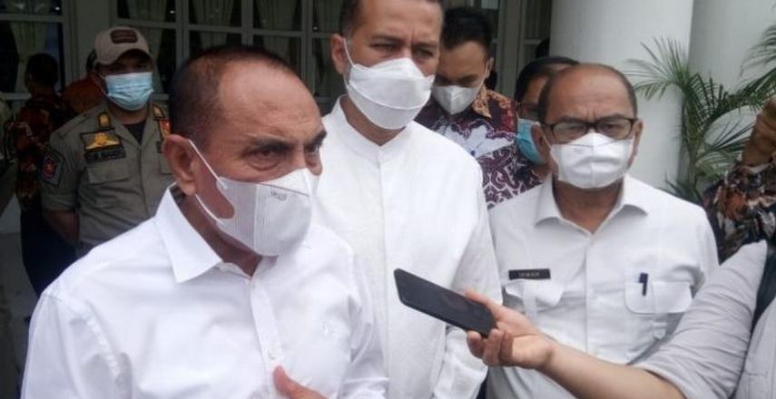 peringkat korupsi di Sumut