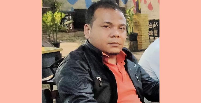 Ketua PWI Madina Desak Polisi Tangkap Pelaku Pembakaran Rumah Wartawan di Binjai