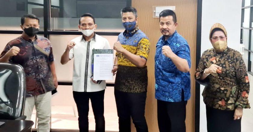DPP PD Keluarkan Rekomendasi Pergantian Pimpinan Fraksi PD DPRDSU