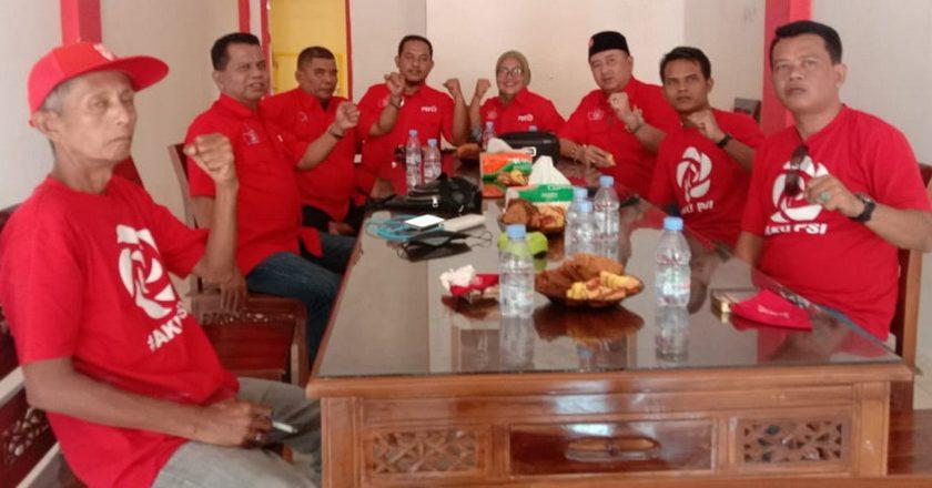 DPD (Dewan Pimpinan Daerah) PSI Madina
