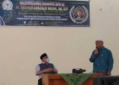 Dari Silaturahmi HM Nuh, Anggota DPD RI dengan PWI Sumut: Pers Sangat Tanggap terhadap Situasi Perkembangan Bangsa
