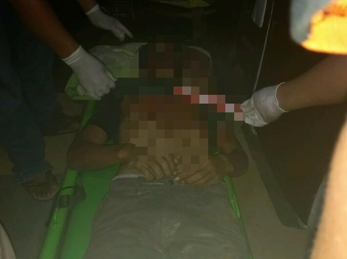 Pemuda Tewas Ditikam di Marindal, Kepala Pecah