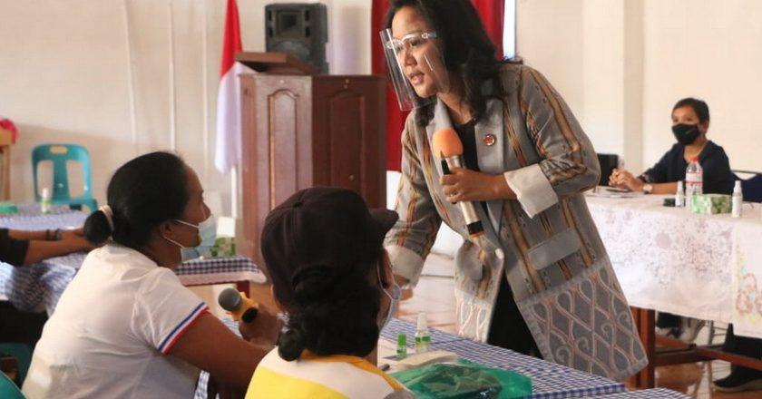 Ketua Dekranasda Taput Imbau Pelaku Kuliner Mampu Dorong Kemajuan Sektor Pariwisata