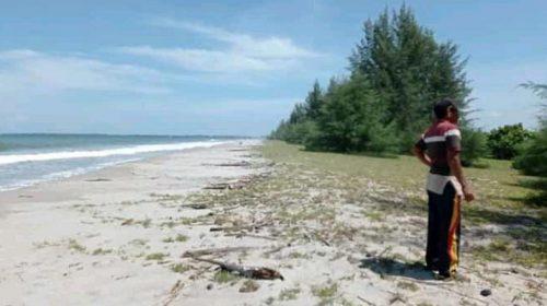 Pemdes Suka Damai Aceh Singkil Akan Buka Objek Wisata Pantai Putih Suak Ibo