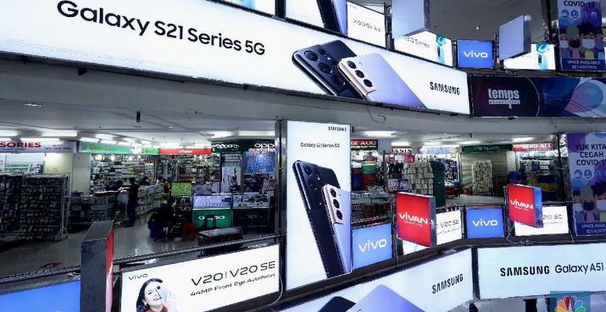 smatphone China Xiaomi