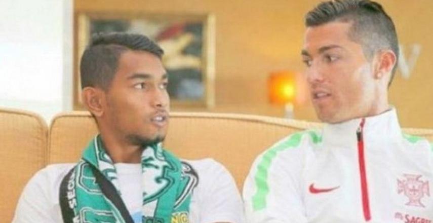 Pesan Cristiano Ronaldo kepada Martunis dalam Pertemuan Terakhirnya