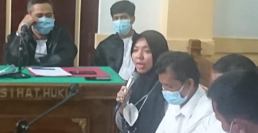 Sidang Korupsi Rp10,3 M Mantan Rektor Diwarnai 'Debat Kusir'