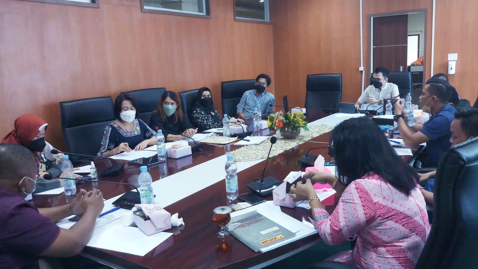 DPRD Medan Minta Dinas PMPTSP Permudah Izin Klinik Kesehatan