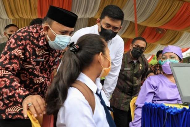 Disdik Medan Targetkan Vaksinasi Pelajar SMPN di Kota Medan
