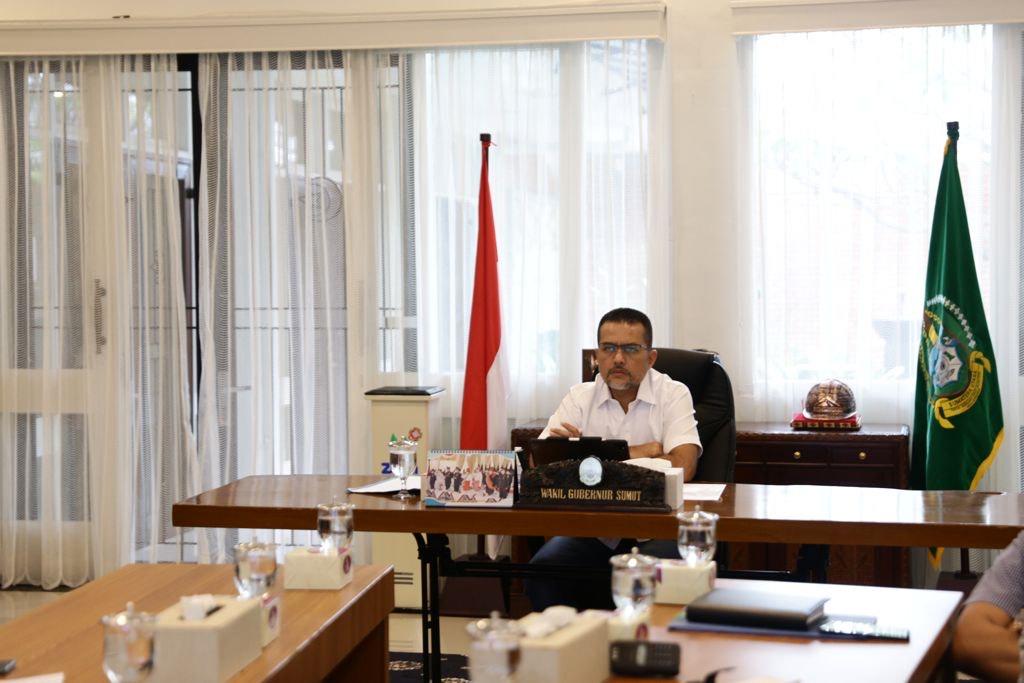 Perkembangan kasus Covid-19 di Provinsi Sumatera Utara (Sumut) dalam dua pekan terakhir terus membaik. Antara lain terlihat dari menurunnya