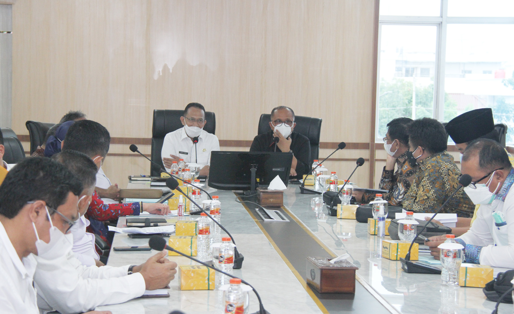Kunker Komisi II DPR RI ke Sumut, Afifi Lubis Sampaikan Kendala Rekrutmen CASN 2021