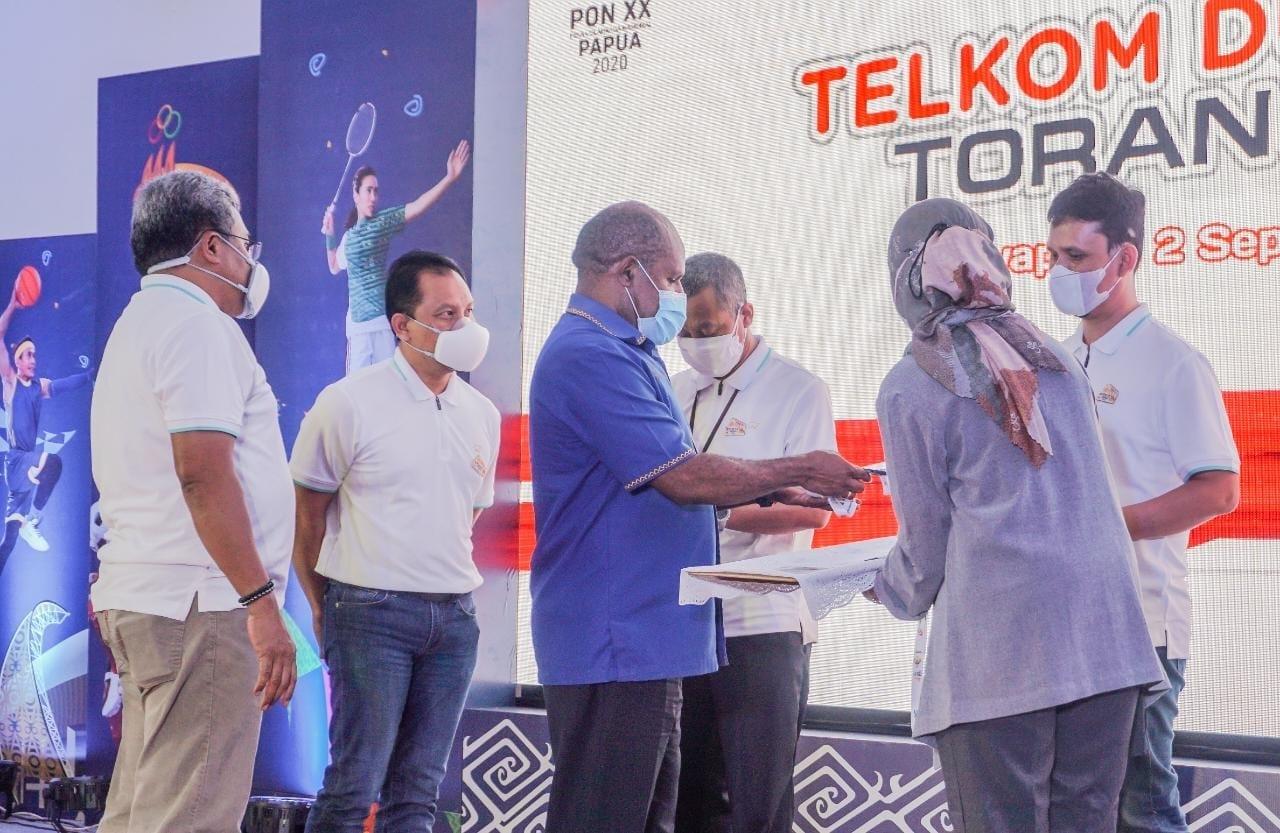 Uji Jaringan Jelang PON XX Papua 2021, Telkom Siapkan Infrastruktur Kelas Dunia untuk Perhelatan Nasional di Ufuk Timur Indonesia