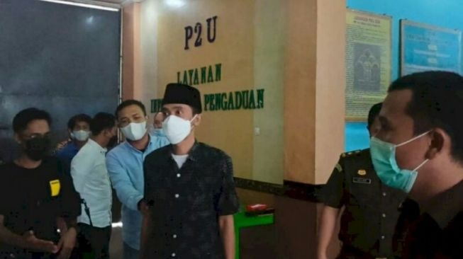Wakil Ketua DPRD ditahan