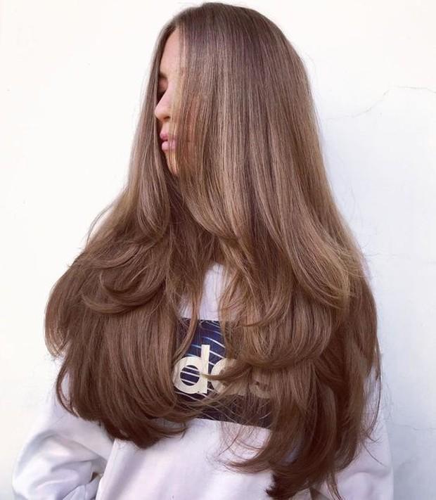 Rambut lebih panjang