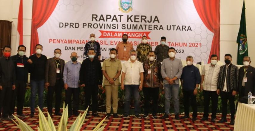 rekomendasi DPRD Sumut