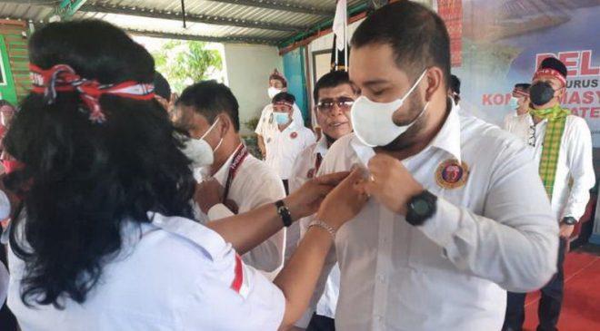 KMDT 'Dongkrak' Pembangunan Pariwisata di Sumut