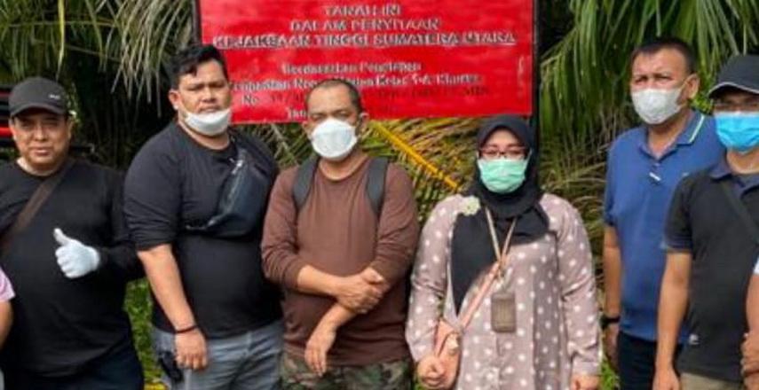 dugaan korupsi Rp109,2 miliar di PT Perkebunan Sumatera Utara, populer dengan sebutan PT PSU