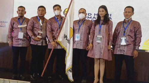 Ketum BPD HIPMI (Himpunan Pengusaha Muda Indonesia) Sumut