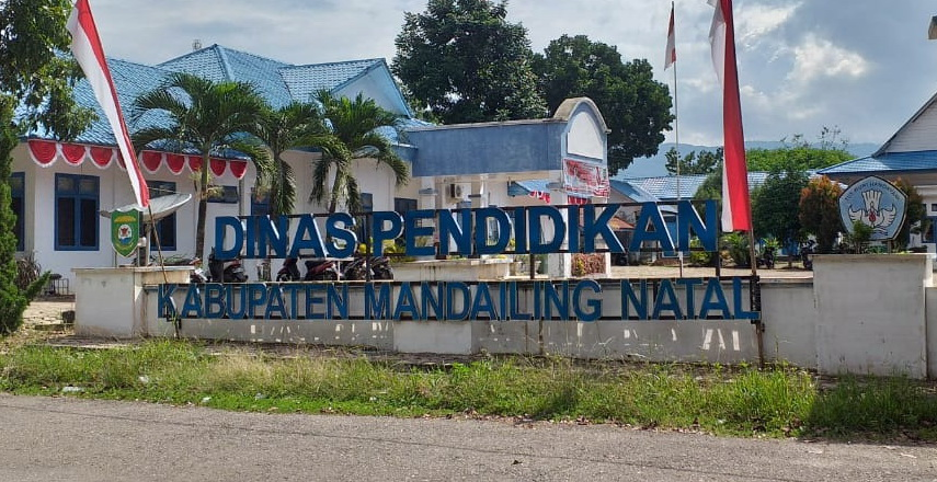 Madina PPKM Level 4, PTMT Kembali ditunda