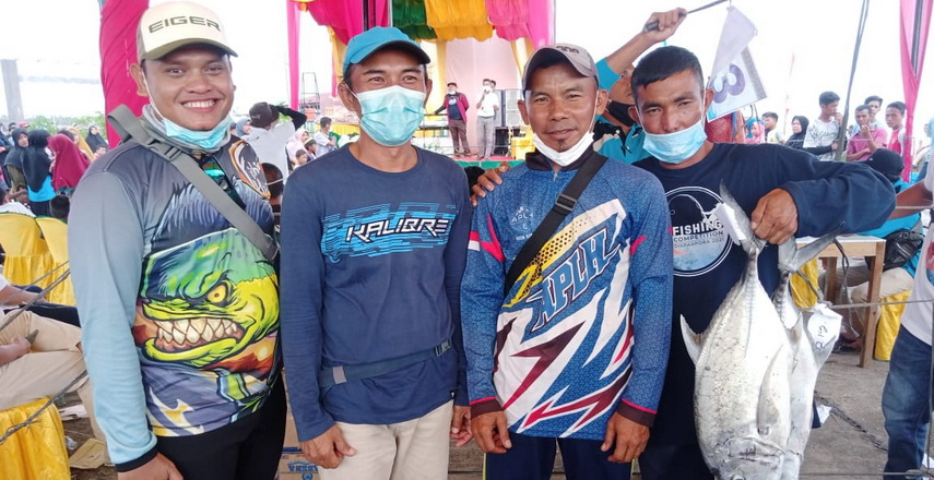 Pulau Banyak Fun Fishing 2021