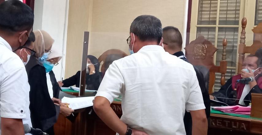 Sidang Korupsi Mantan Rektor UINSU Kembali 'Panas'