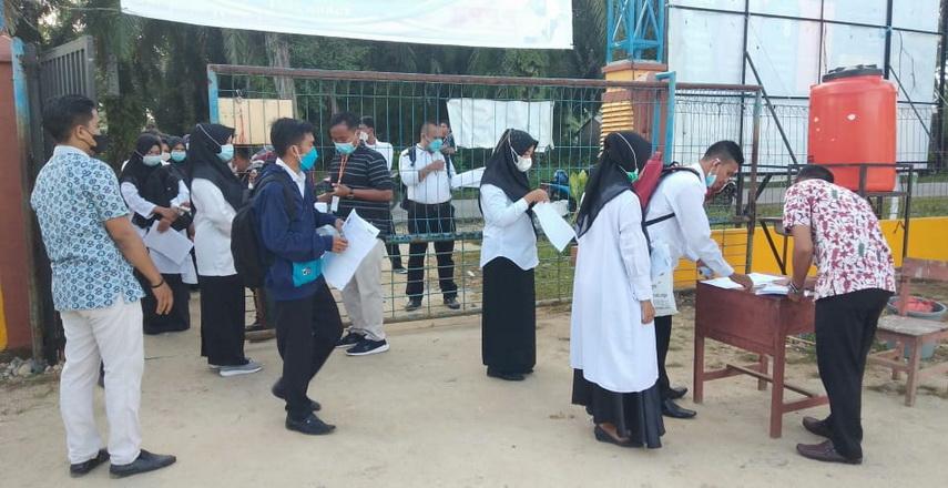 Seleksi PPPK Aceh Singkil