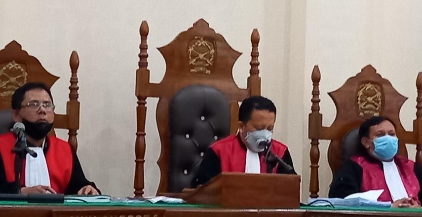 Mantan Walikota Tanjungbalai M Syahrial Divonis 2 Tahun