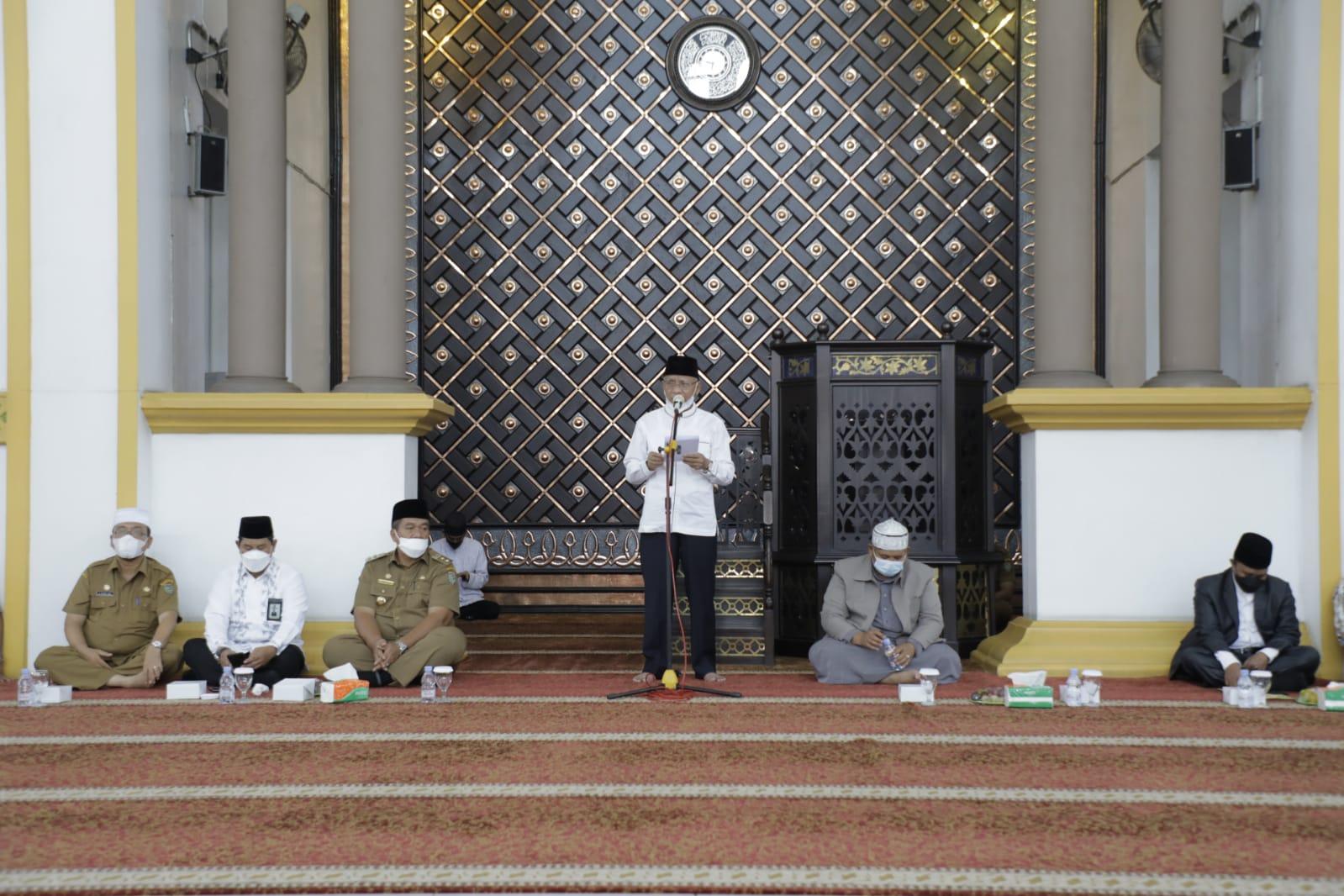 Bupati Asahan: Maulid Hakekatnya Teladani dan Amalkan Ajaran Nabi Muhammad SAW