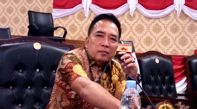 Hendra DS Fokus Pengawasan 5 Program Prioritas Walikota Medan