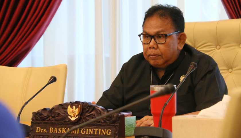 Ketua DPRD Sumut