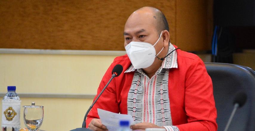 Bupati Taput Hadiri Audiensi Dewan Pengurus Apkasi dengan Ketua BPK RI