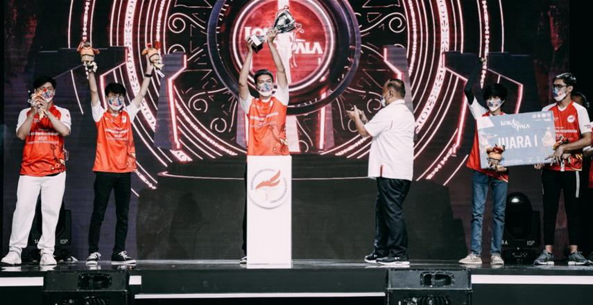 Gim Lokapala di PON XX, Bangkitkan Industri Gim Nasional