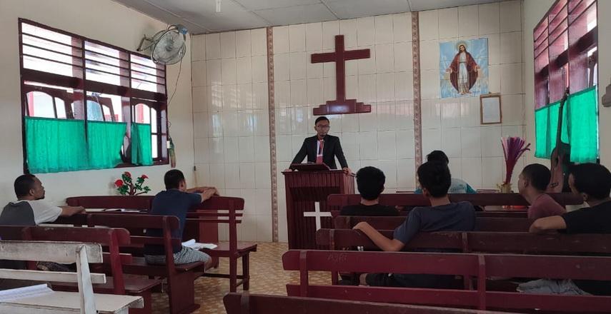 ibadah pembinaan rohani