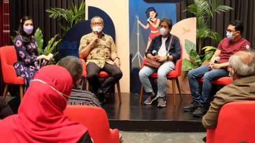 Kementerian Parekraf (Pariwisata dan Ekonomi Kreatif) RI telah menggelar kampanye Cleanliness, Health, Safety, Environment Sustainability (CHSE) Event Protocol Story (CERPEN)