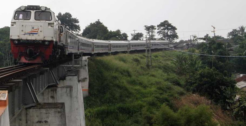 Proyek Kereta ke Danau Toba dan Borobudur Tunggu Kepastian Anggaran