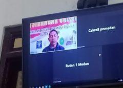 Korupsi Dana Desa Rp882 Juta, Dangsir Siregar Dituntut 7 Tahun