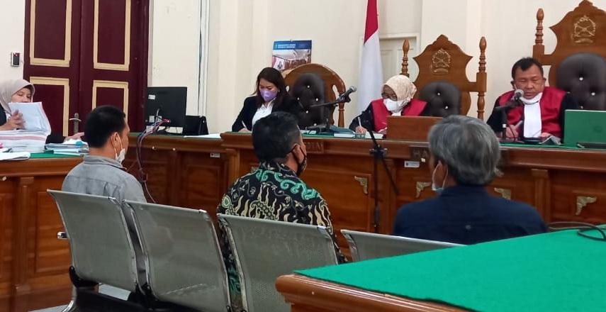 Korupsi Rp4,8 M di Disdik Sumut, Hakim Sentil Saksi Panitia Lelang dan PPHP dan Kerja 'Ecek-ecek'