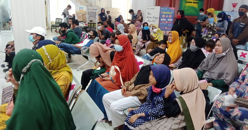 Pelaku UMKM Aceh Singkil Terima BLT Sebesar Rp1,2 Juta