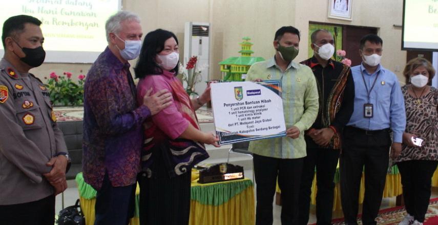 penanganan Pandemi Covid-19 di Kabupaten Serdang Bedagai (Sergai)